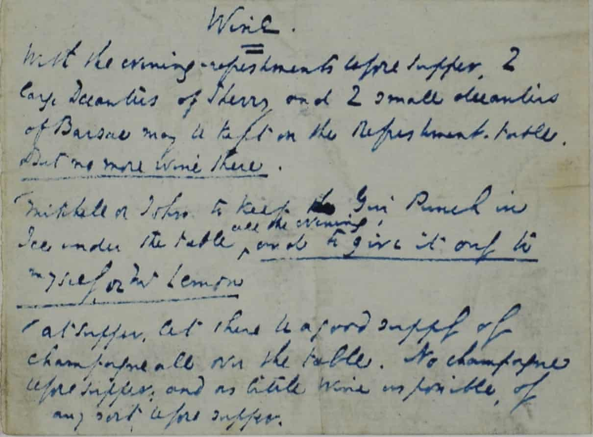 Charles Dickens' secret gin stash revealed in letter to his butler amid U.S. and UK 'ginaissance' boom