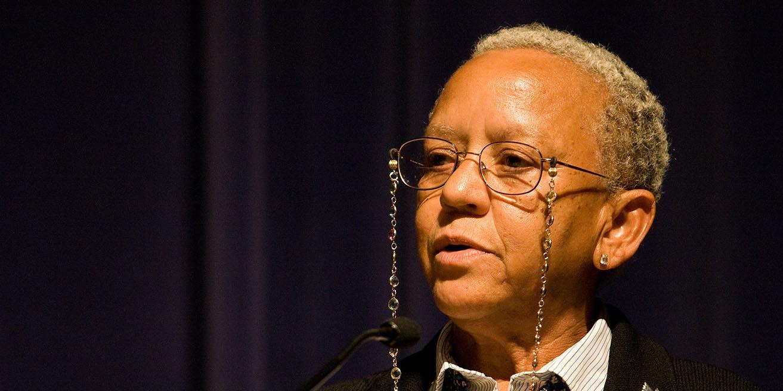Legendary black poet Nikki Giovanni urges readers: 'Just vote'