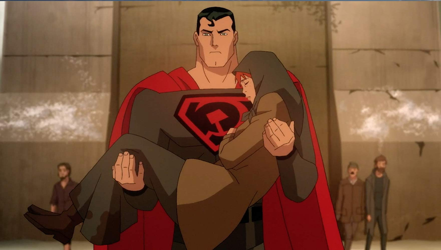 'Superman: Red Son' takes an alternate history to an illogical conclusion