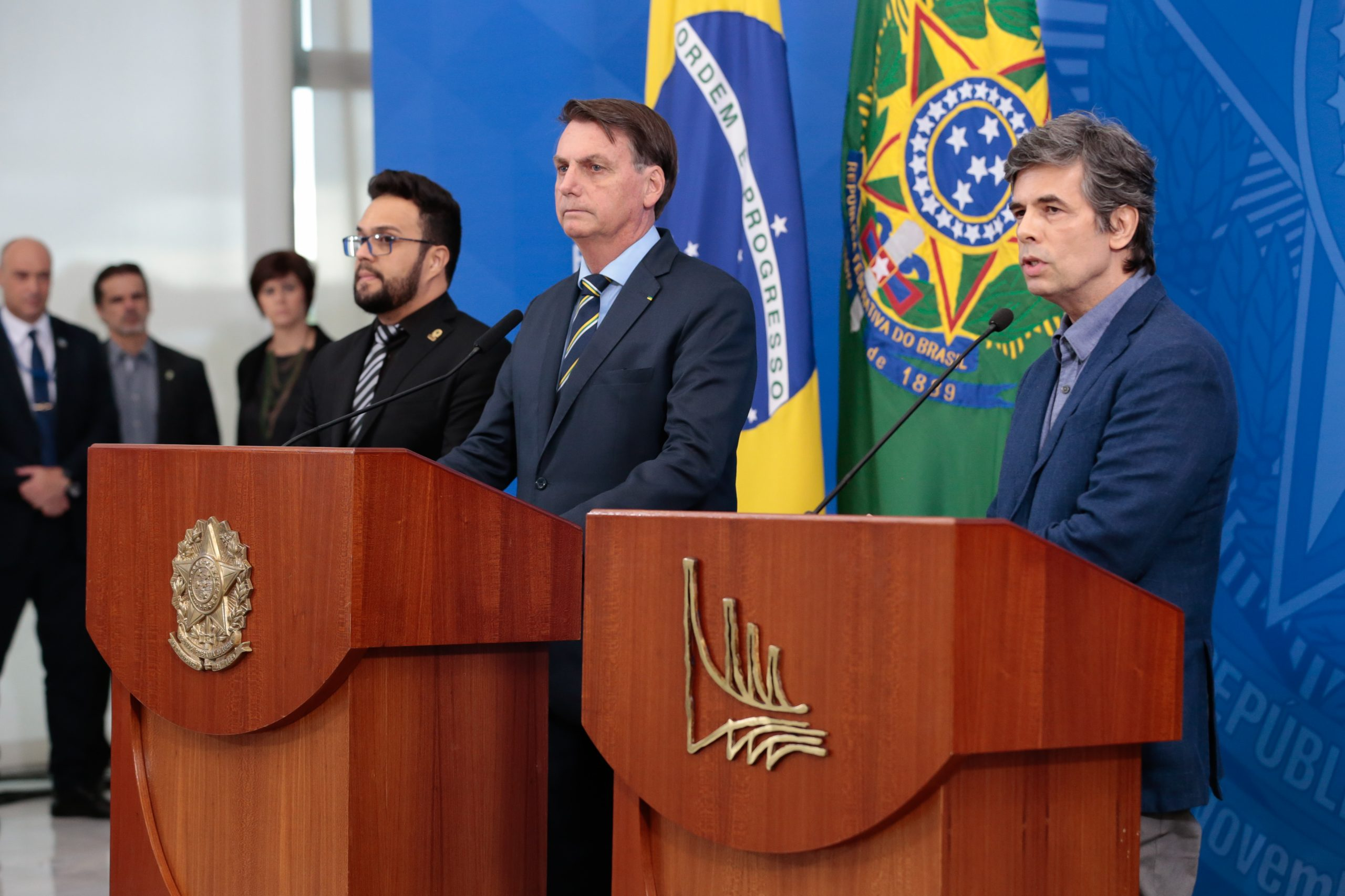 No health minister in Brazil as coronavirus infection spreads