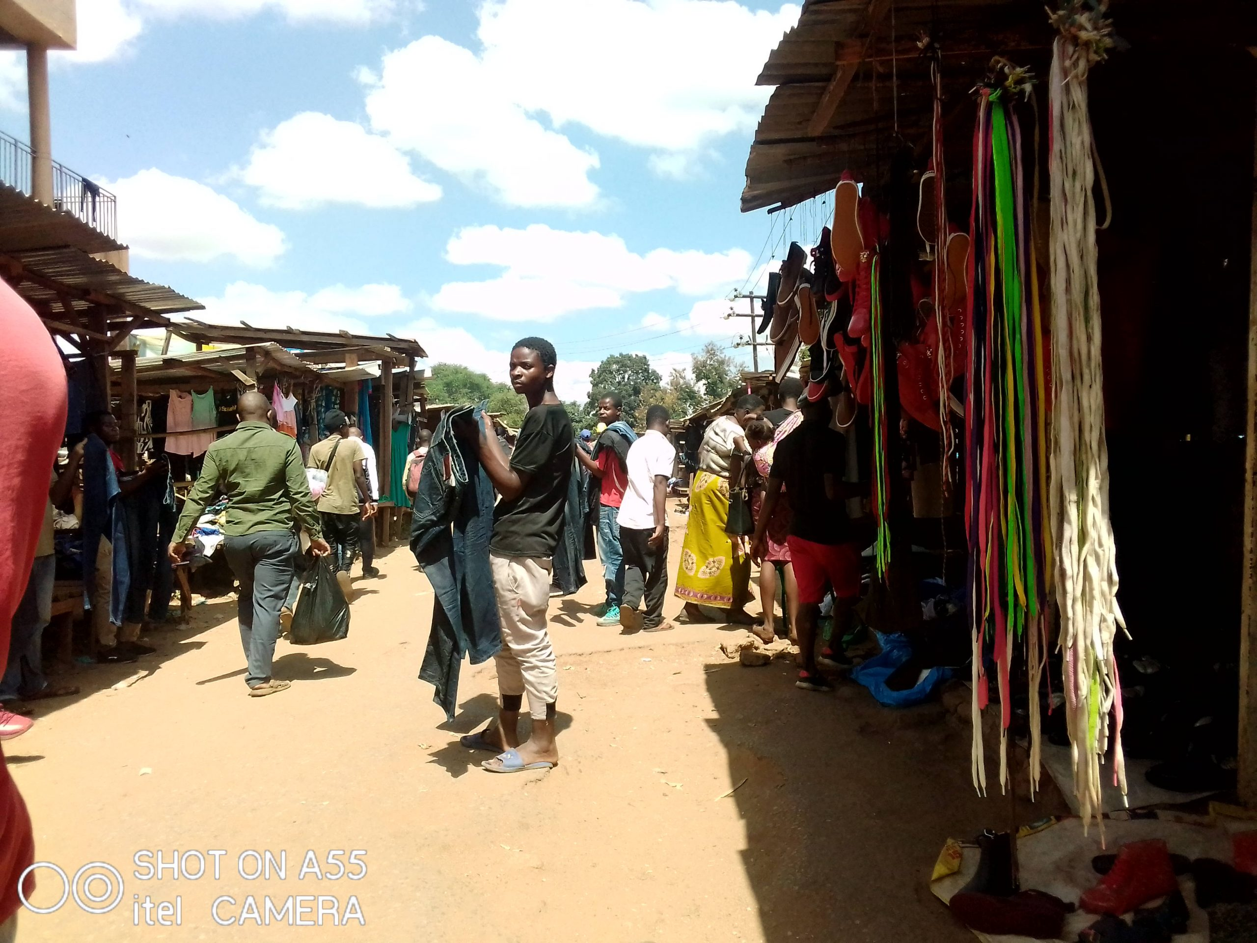 For most Malawians, staying at home during COVID-19 pandemic equals staying hungry
