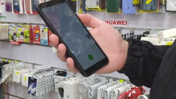 Algeria Cell Phone Store