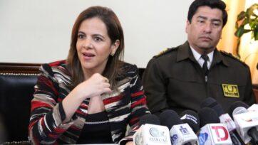 minister of interior Ecuador
