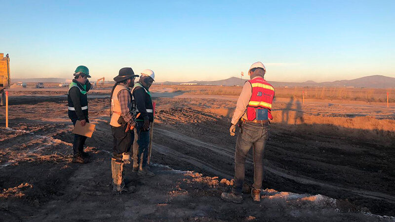 Hallazgo de Mamuts en el Sitio del Aeropuerto Mexicano Nutre los Estudios Arqueológicos
