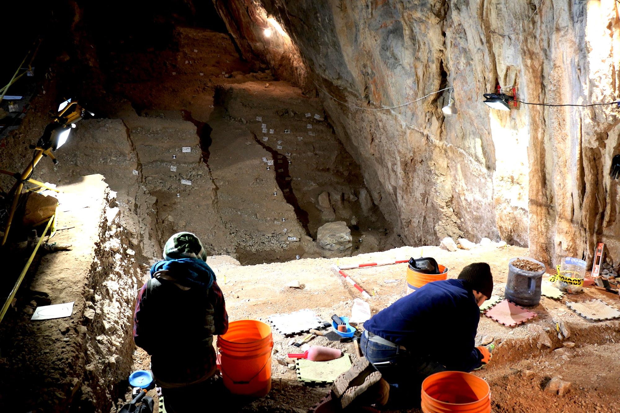 Earlier arrival: Archaeological dig makes startling find