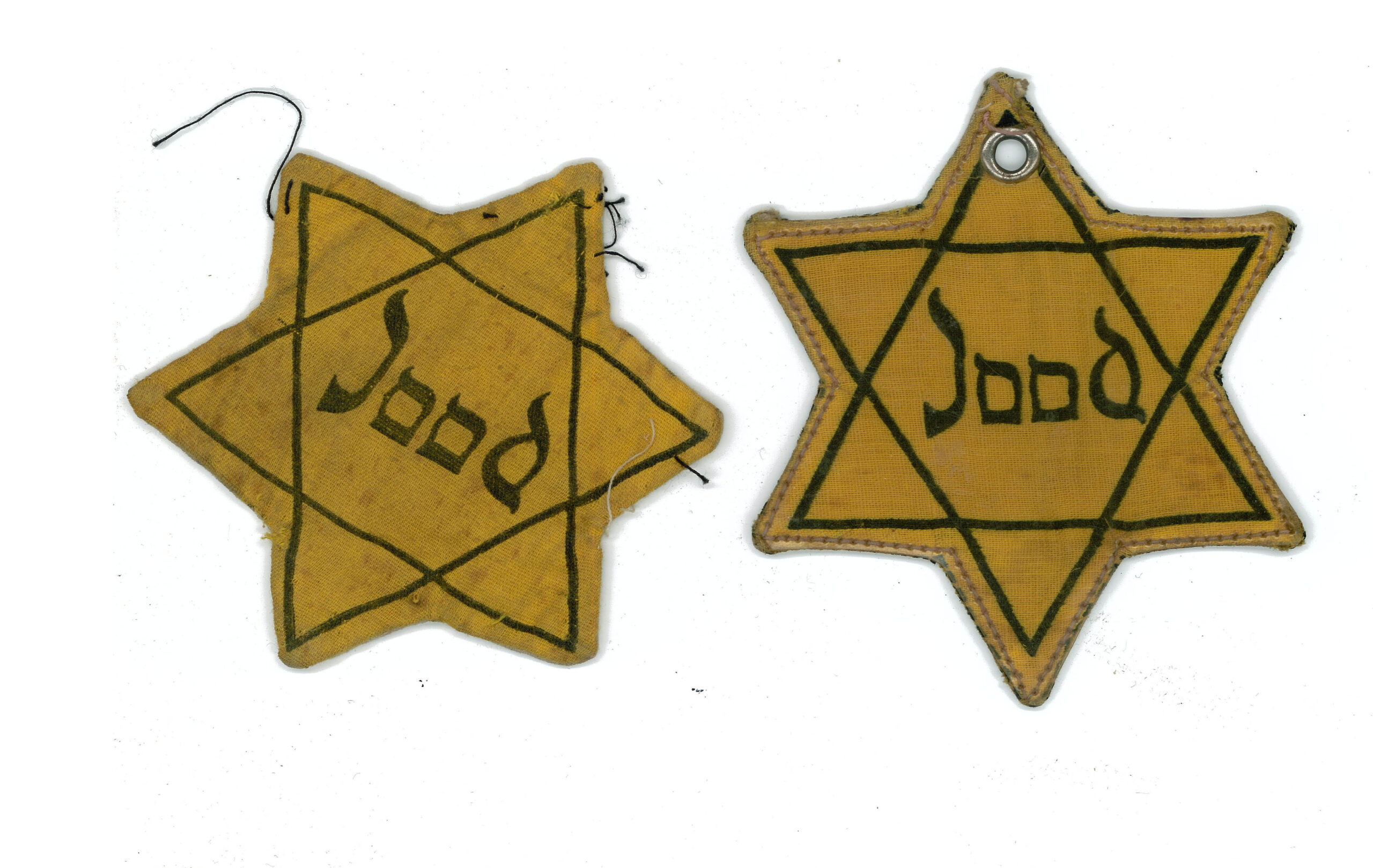 Holocaust survivor's family ran factory that churned out yellow stars marking Jews for death