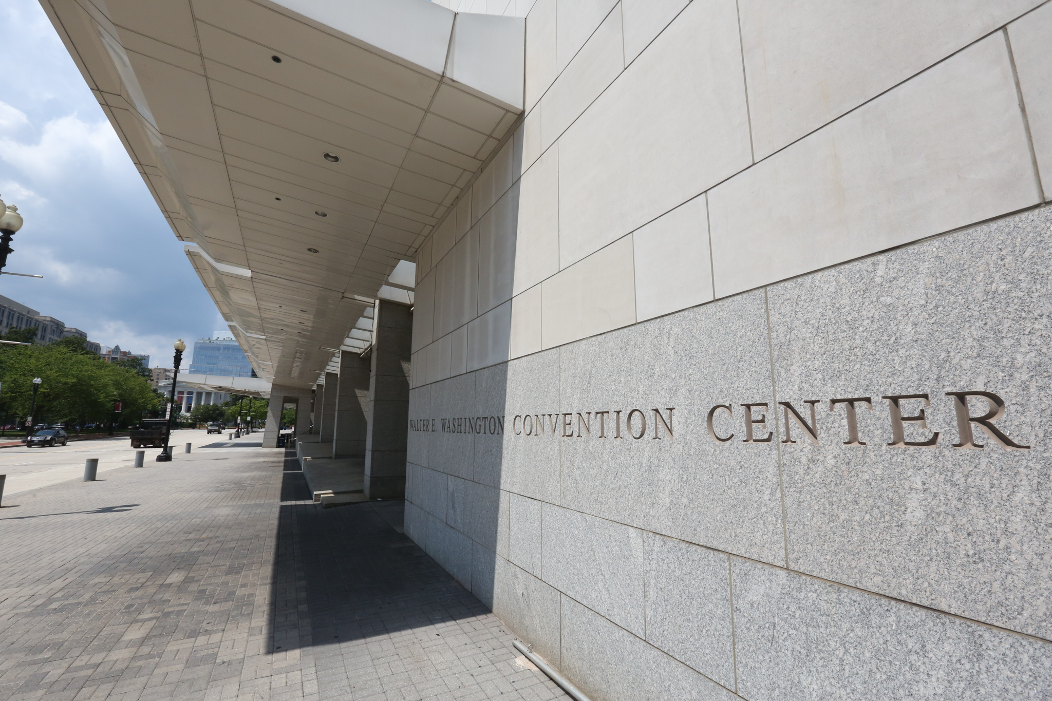 Greg O'Dell: D.C.'s unconventional convention man