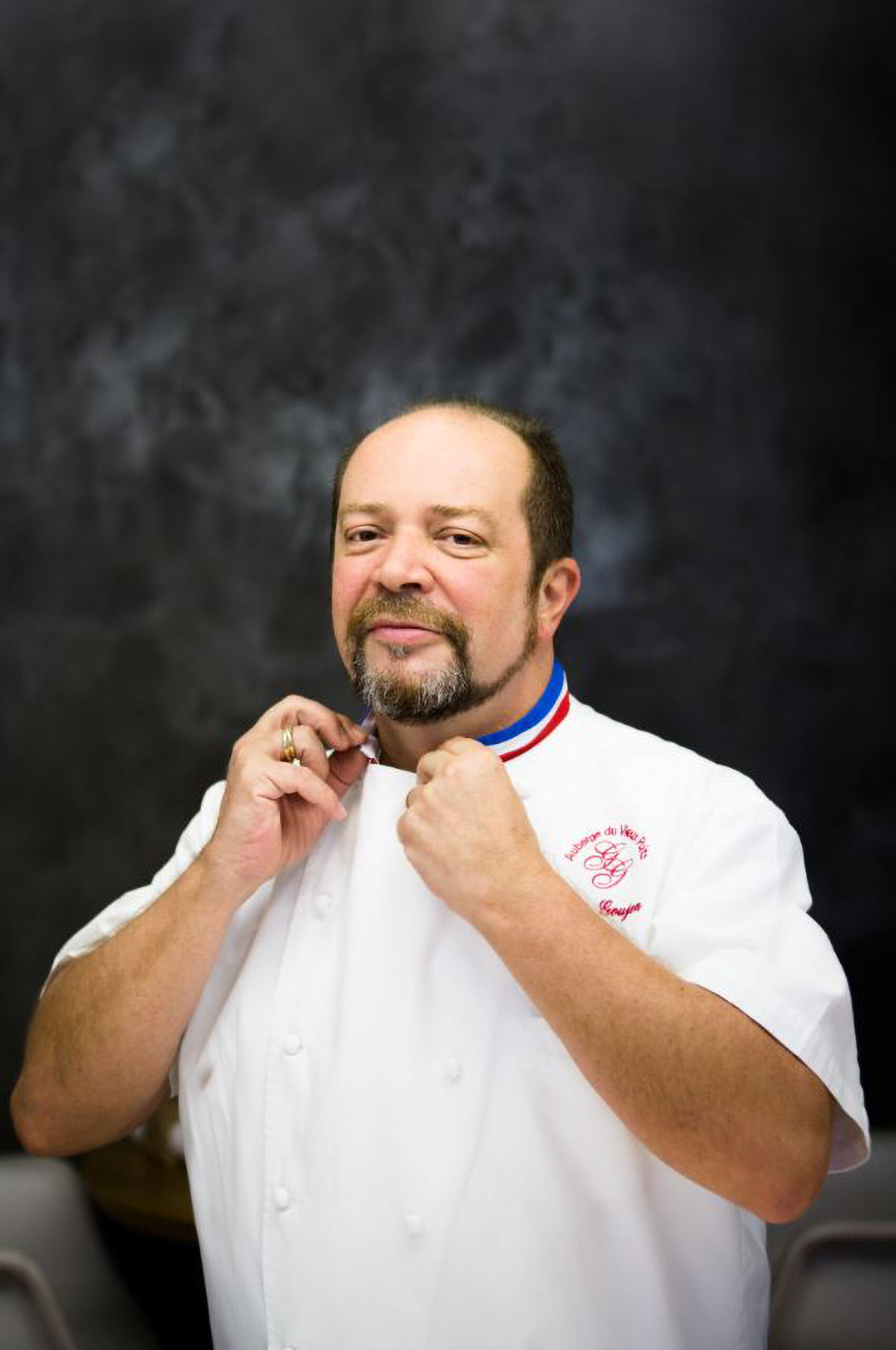 Superchef Spills the Secrets that Made Him the Best in the World