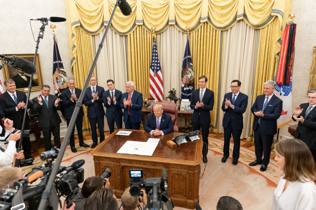 Historic UAE-Israel deal boosts Trump, hurts Iran and Russia
