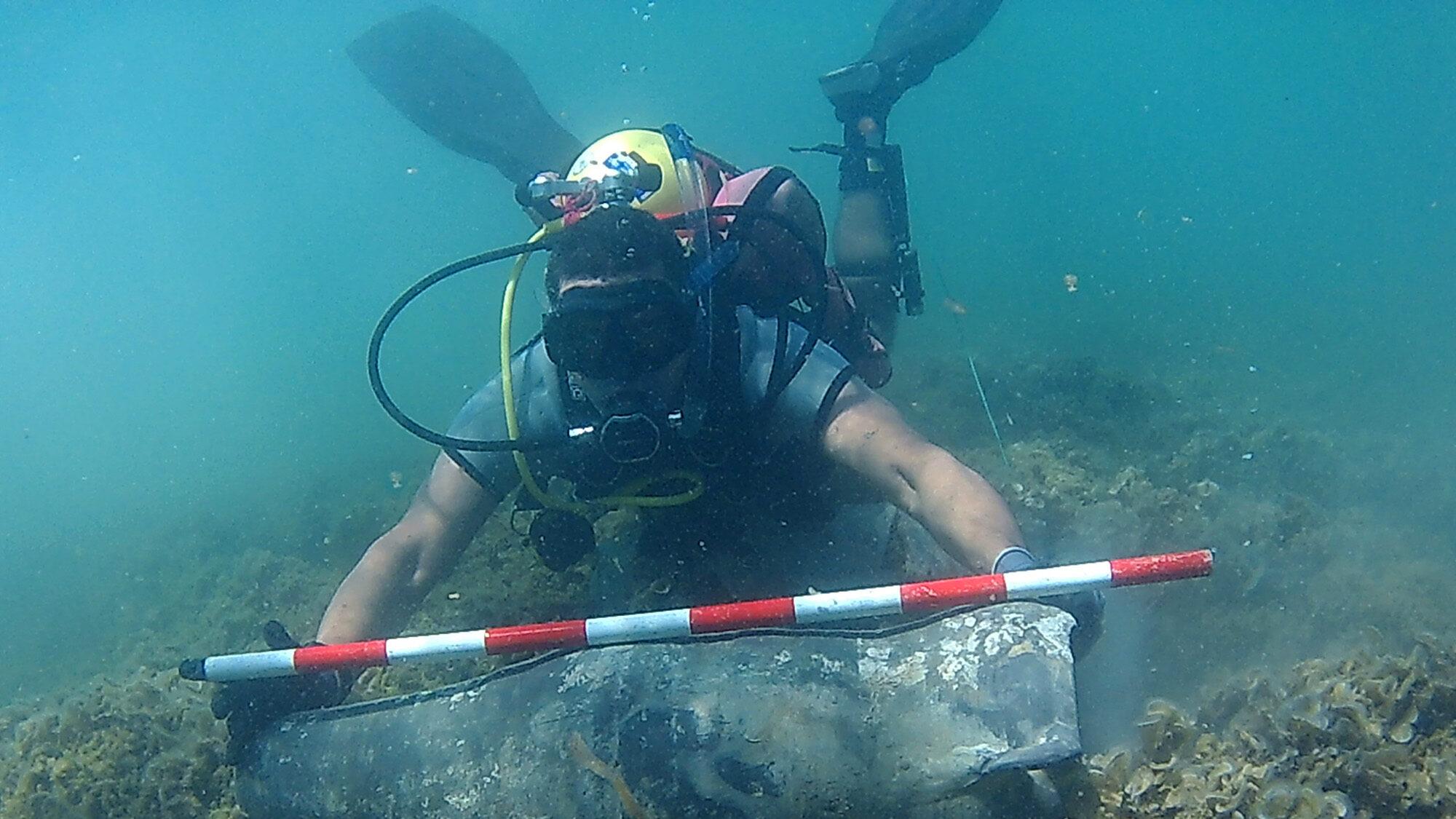 Spanish Tourist Coast Yields Priceless Ancient Urns