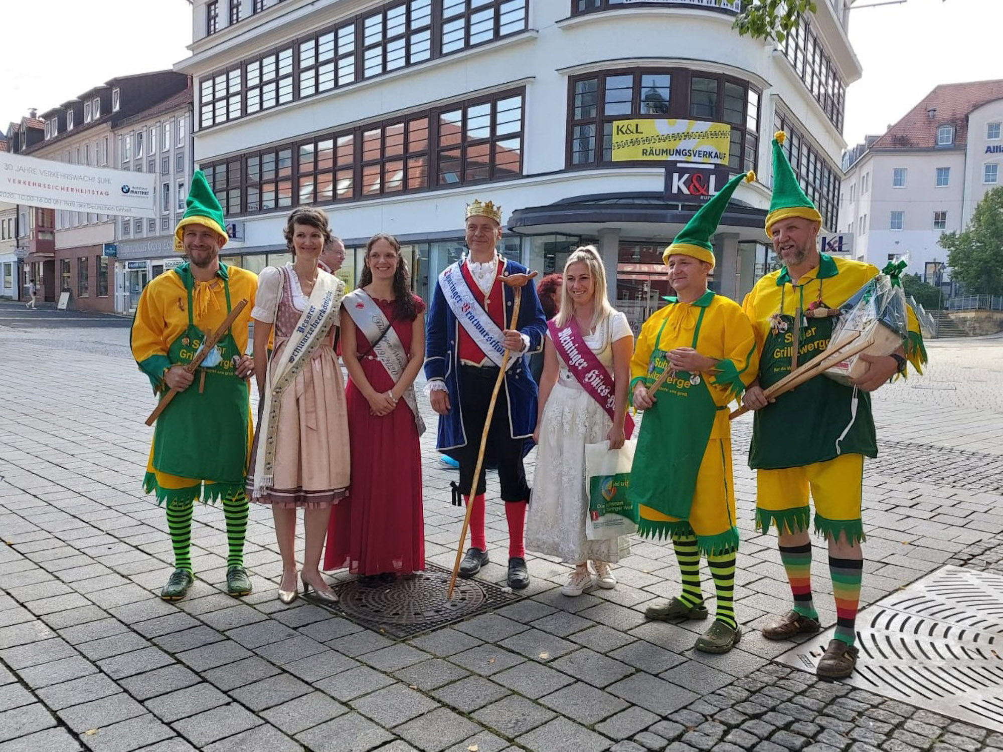 Meet the Minister of Bratwurst, Thuringen's Newest Link to its Prized Pork Product