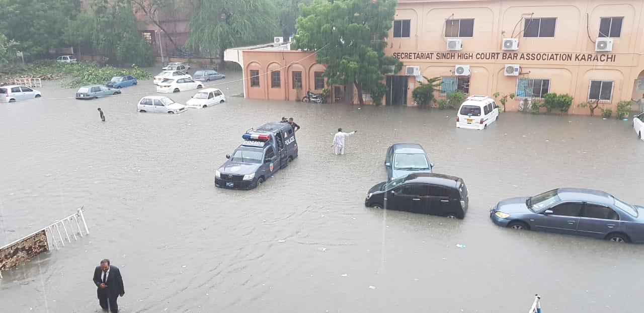 Dirty Money: Pakistan's Financial Capital Awash with Raw Sewage