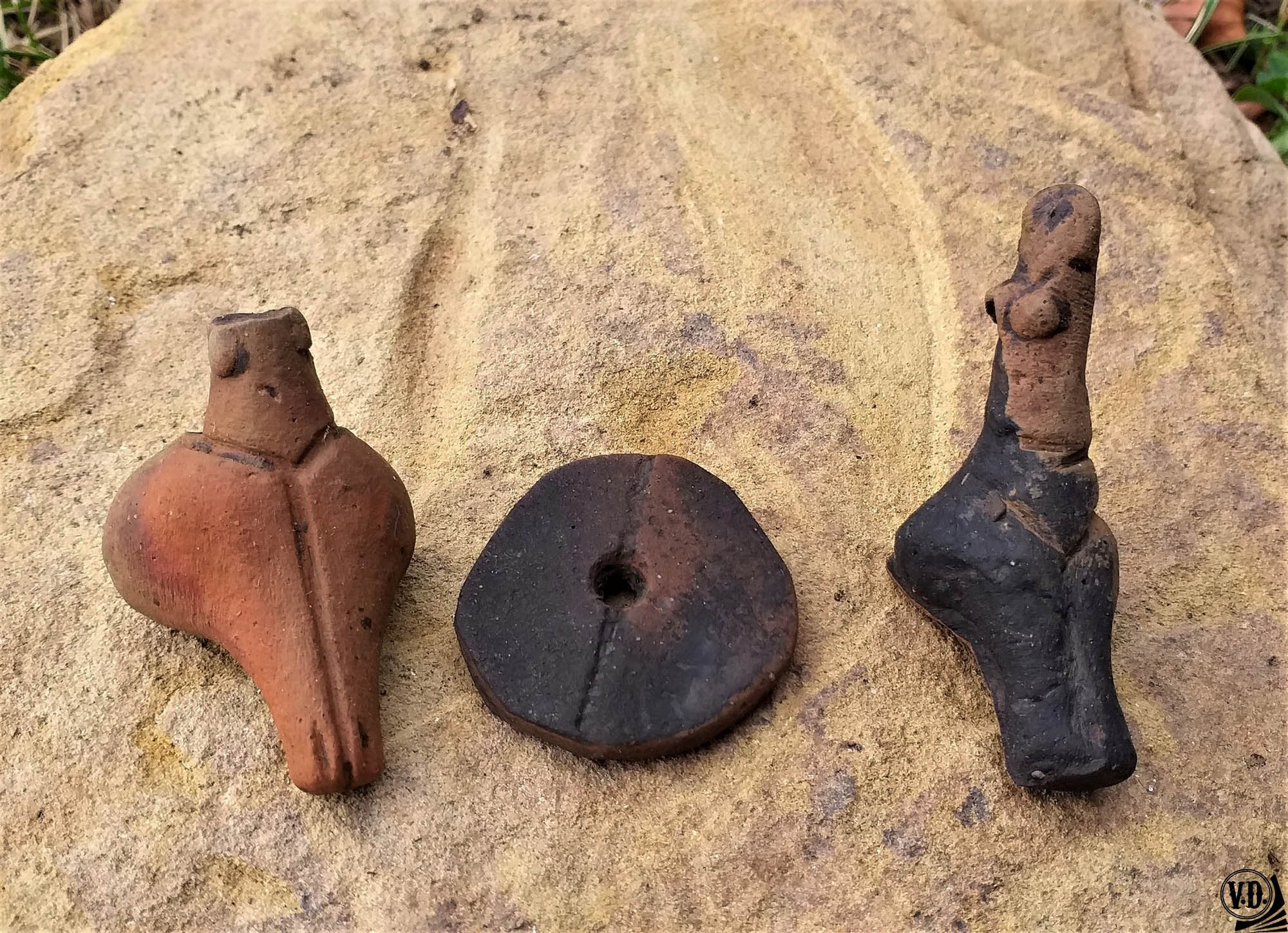 Ancient Booty: Fertility Cult Goddesses from 6,500 Years Ago
