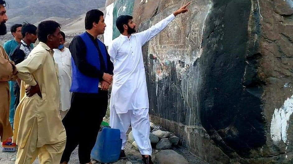 Ancient Rock Carvings will be 'Submerged for Eternity' by Pakistan Dam Project