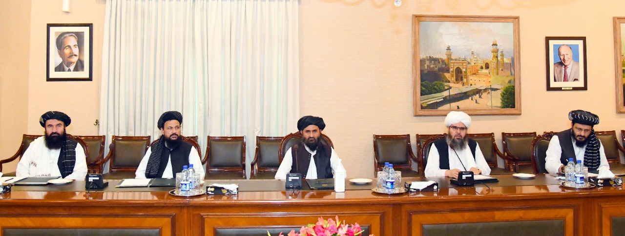 Taliban Chief Rejigs Team for Talks with Afghan Government