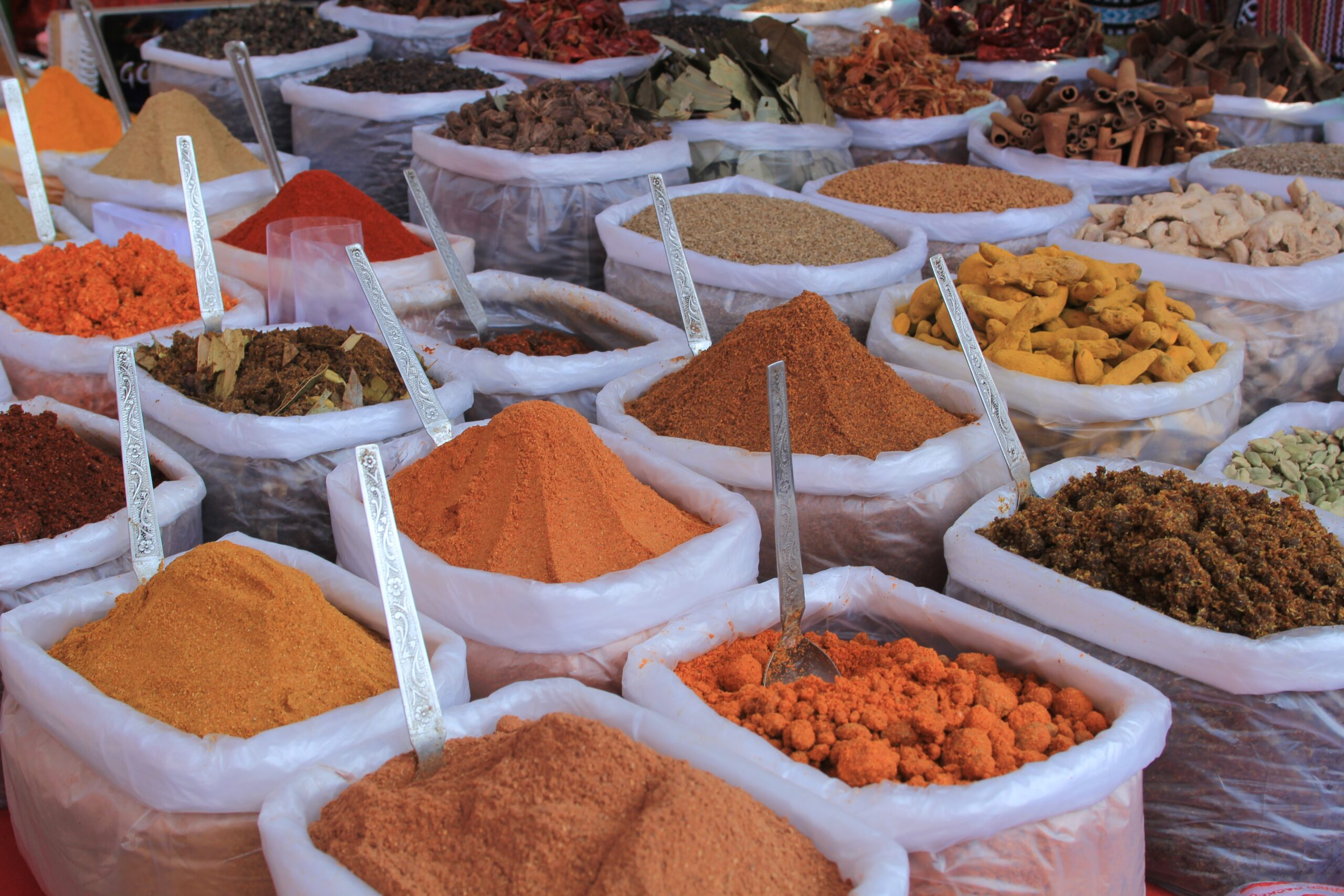 Chilli Temps: China, U.S. Compete in Billion-Dollar Market For Indian Spices
