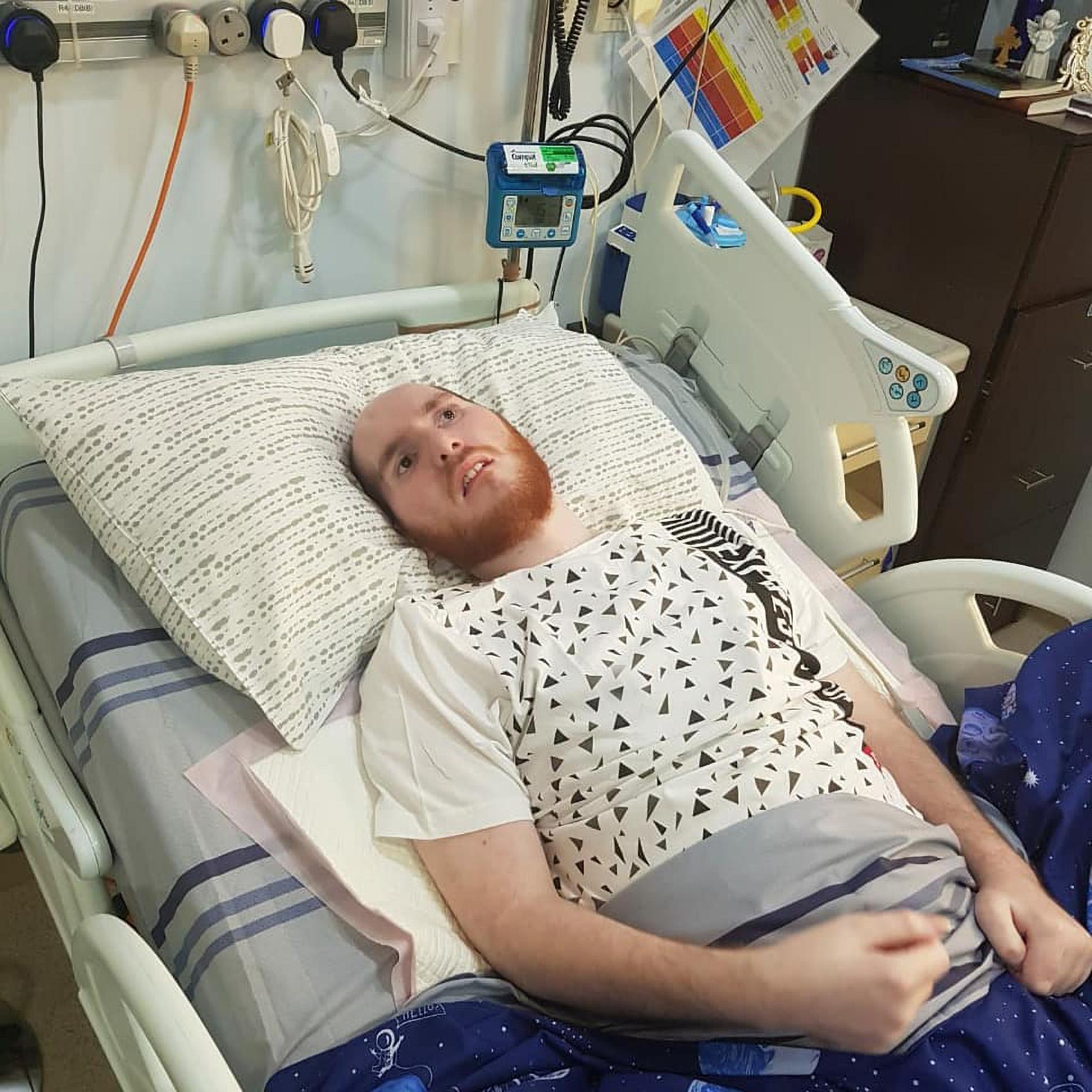 Bodybuilder's Mounting Hospital Bills Leave Family Facing Homelessness