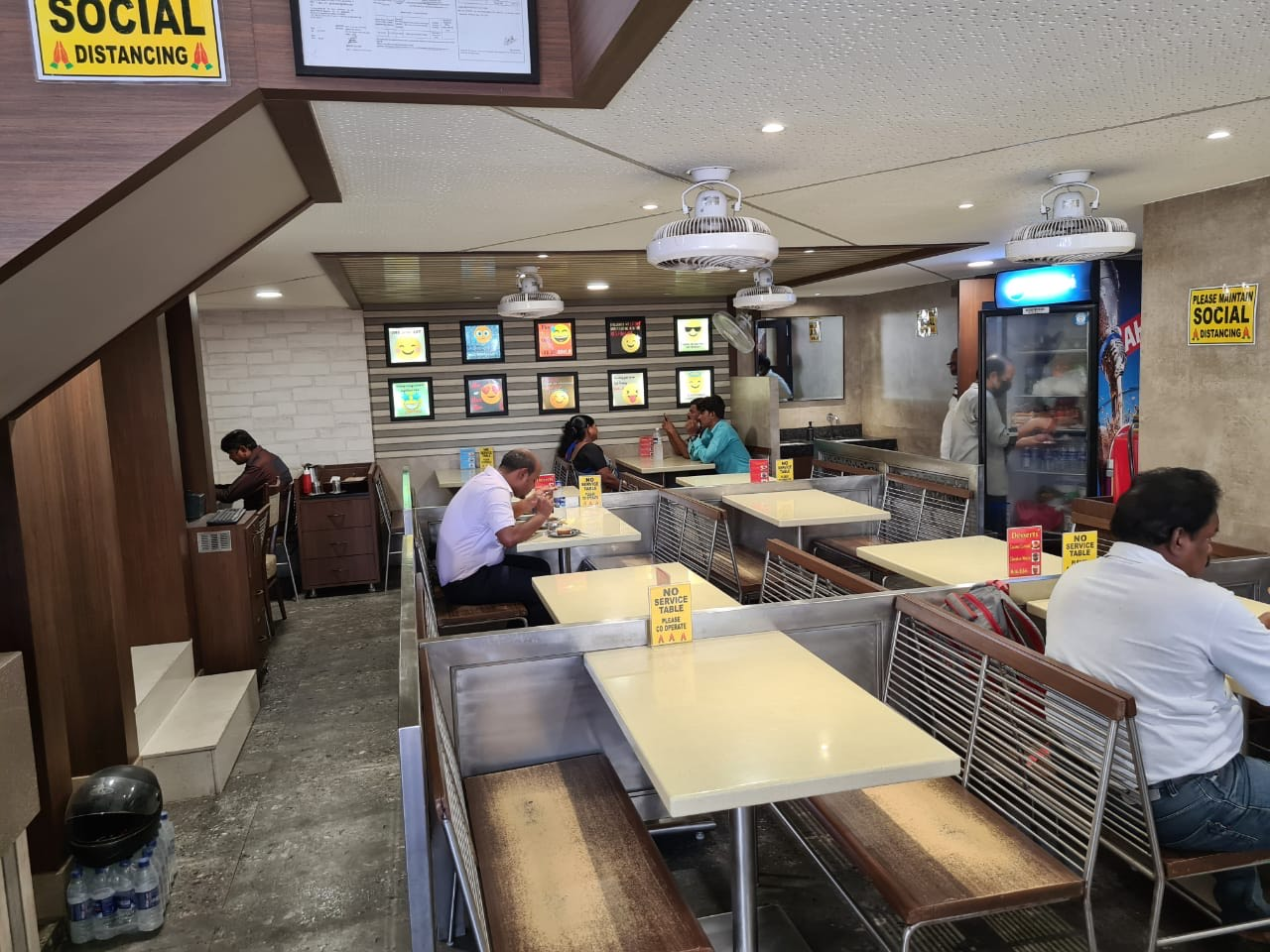 Indian Restaurants Cautiously Reopen For Dining-In After 6 Months