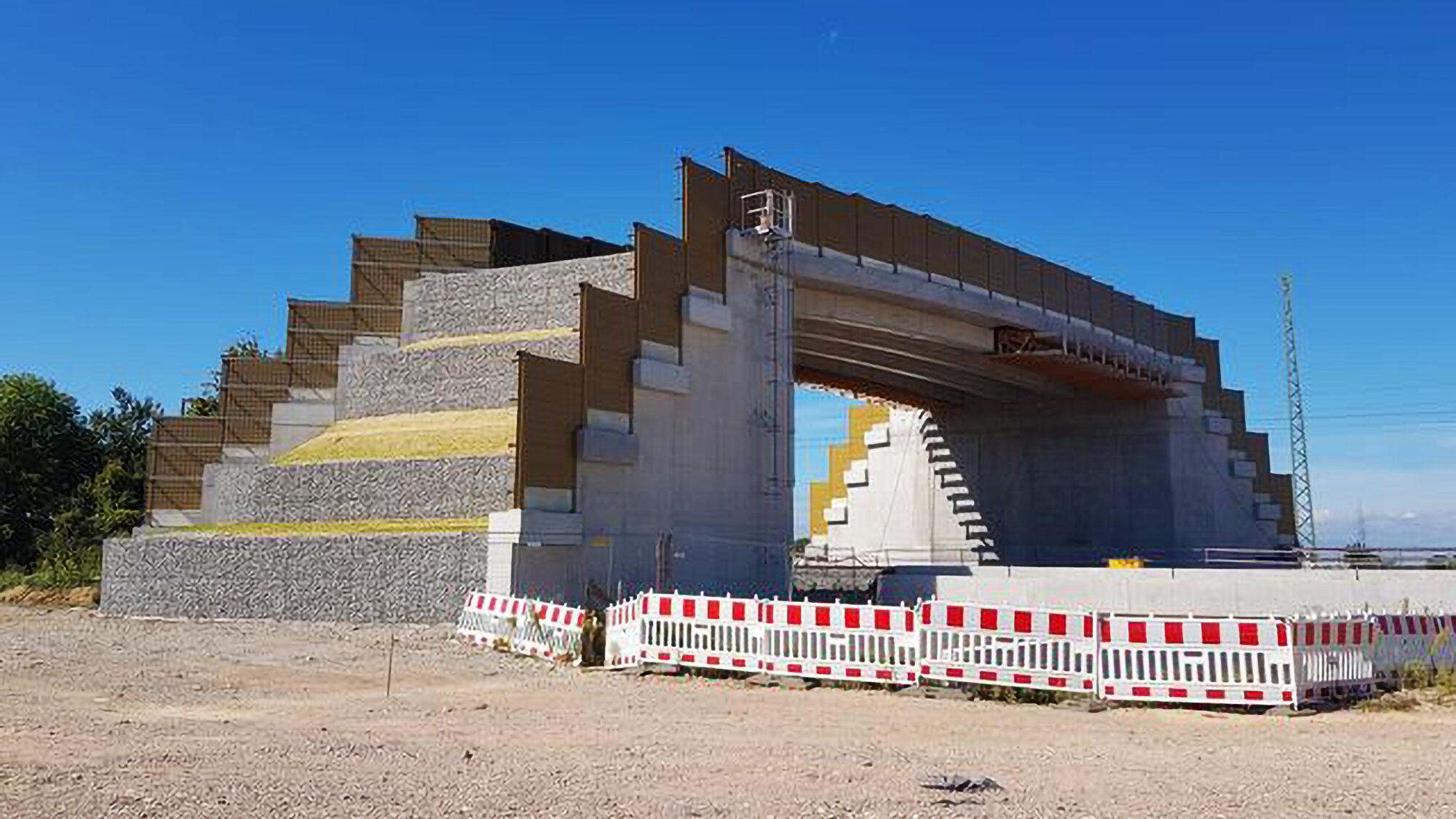How Did the Bat Cross the Train Tracks? Germany Built a $1.8 Million Bridge