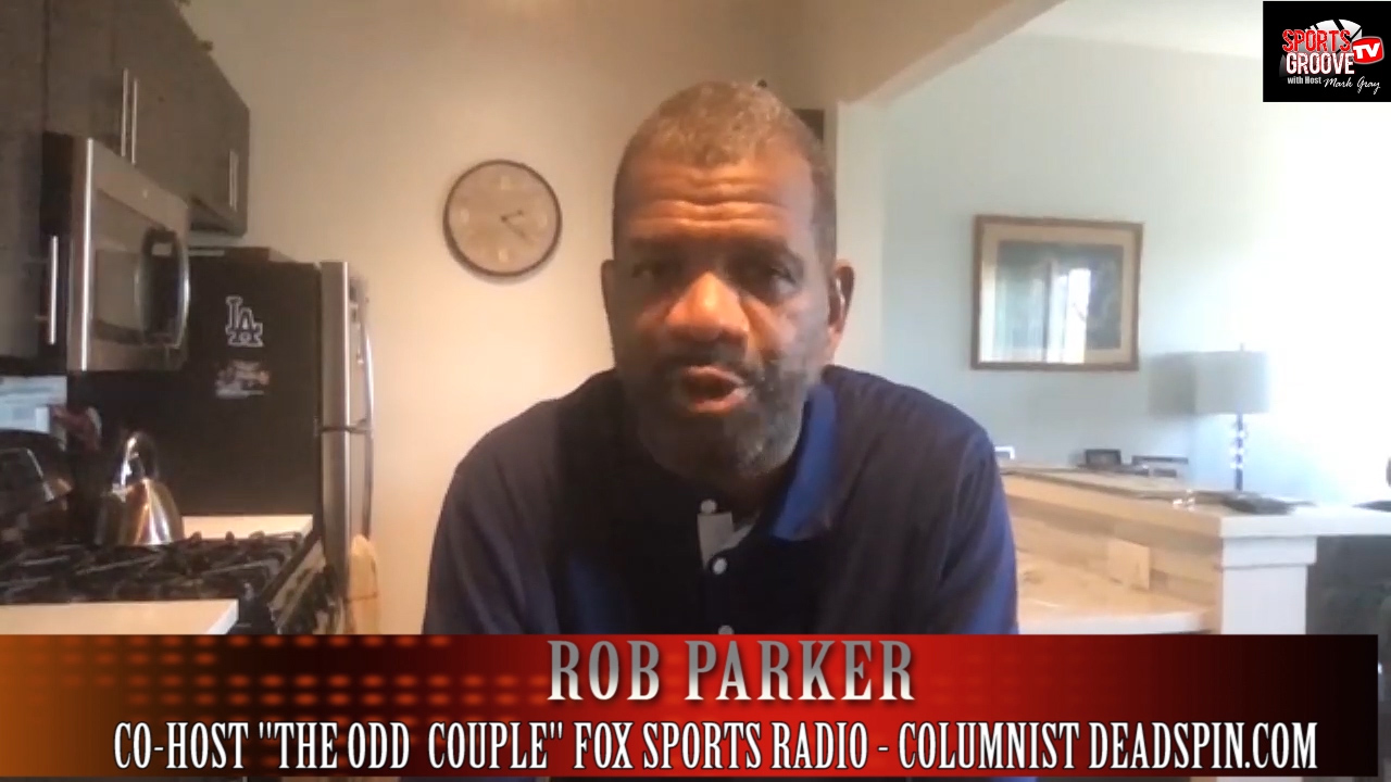 VIDEO: Rob Parker Talks Major League Playoffs