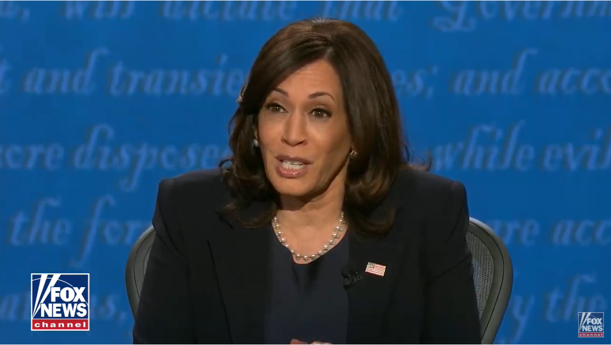 Will the Real Kamala Harris Please Stand Up?