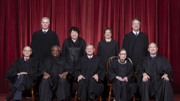 2018 Roberts Court