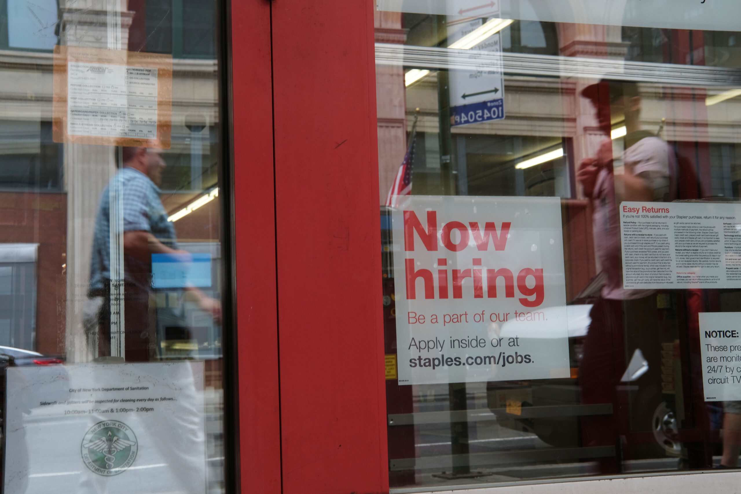 US Economy Rebounds By Adding 224,000 New Jobs In June