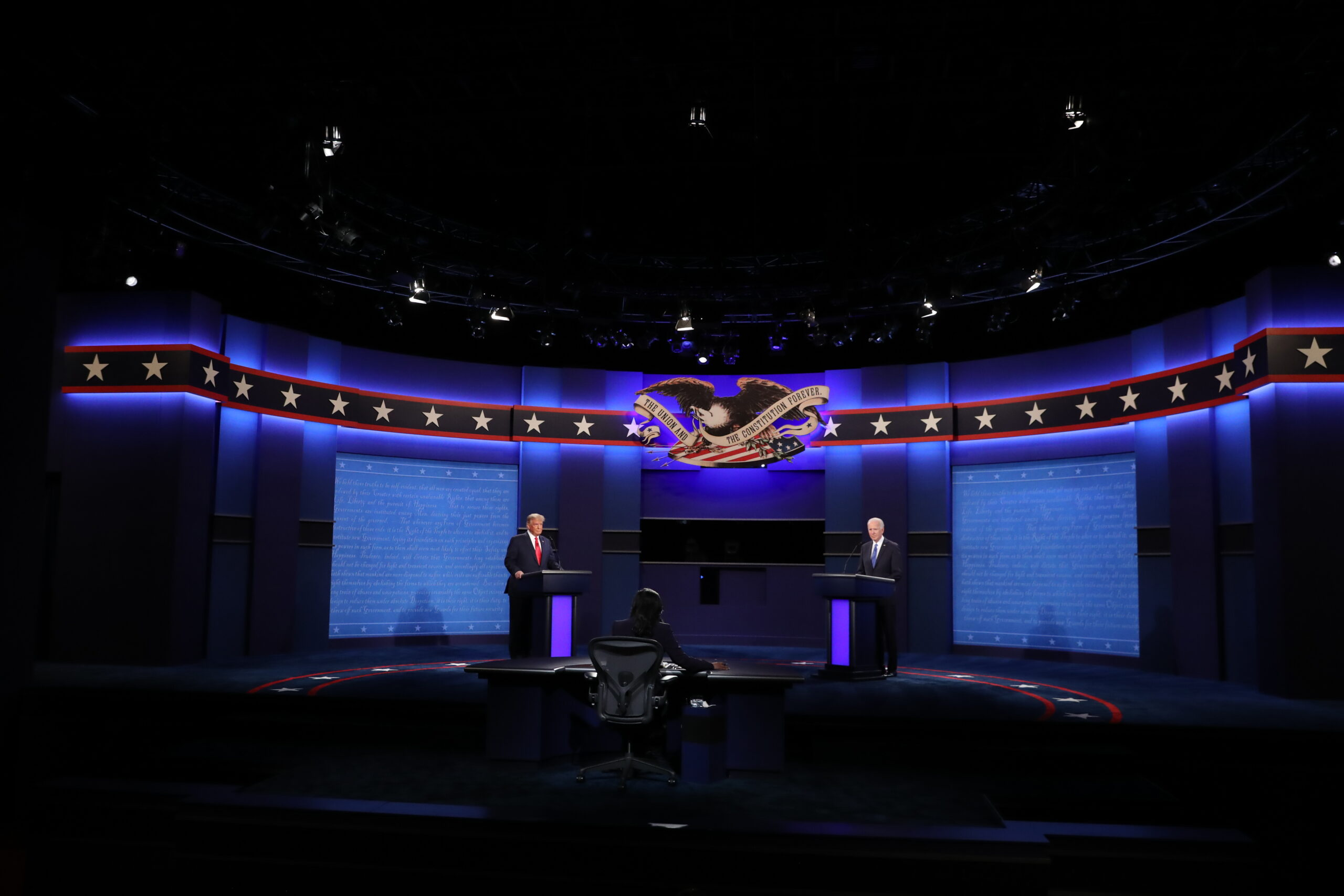 The Final 2020 Debate: Trump, Biden Heat Up on Race and Foreign Relations