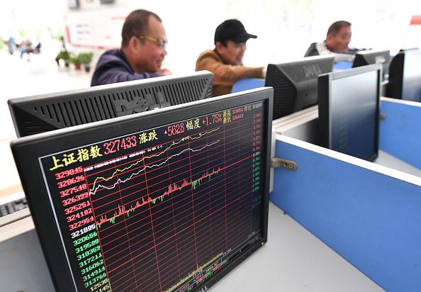 China's Rising Markets Make Global Investors Look East