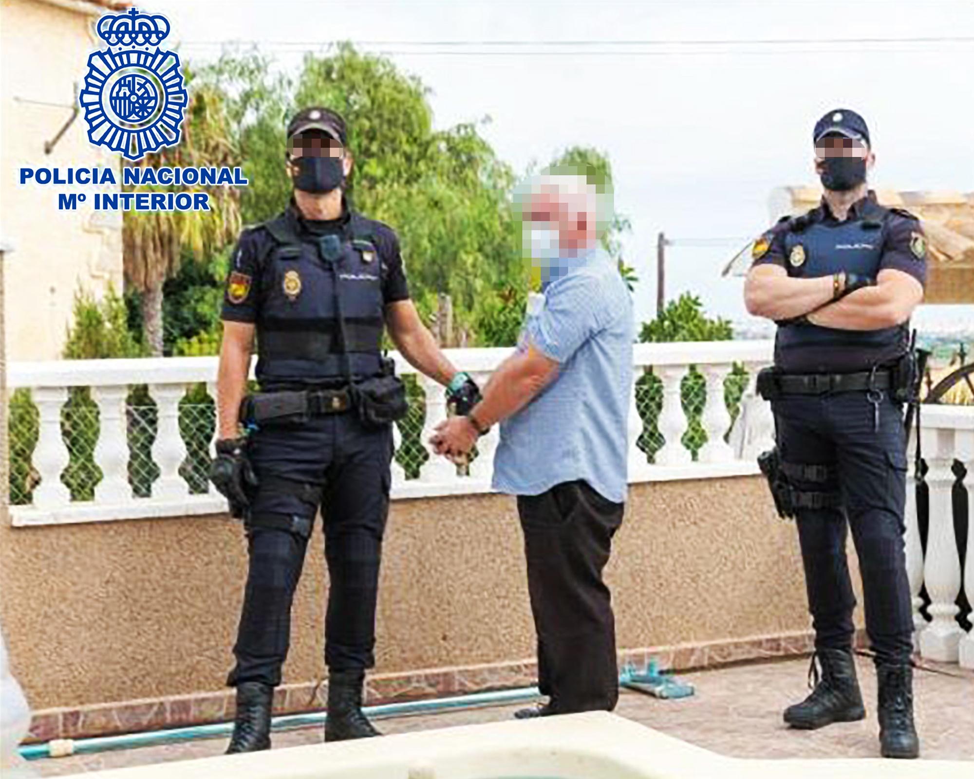 Irish Crime Boss Linked To 1996 Dublin Murder Arrested In Spain