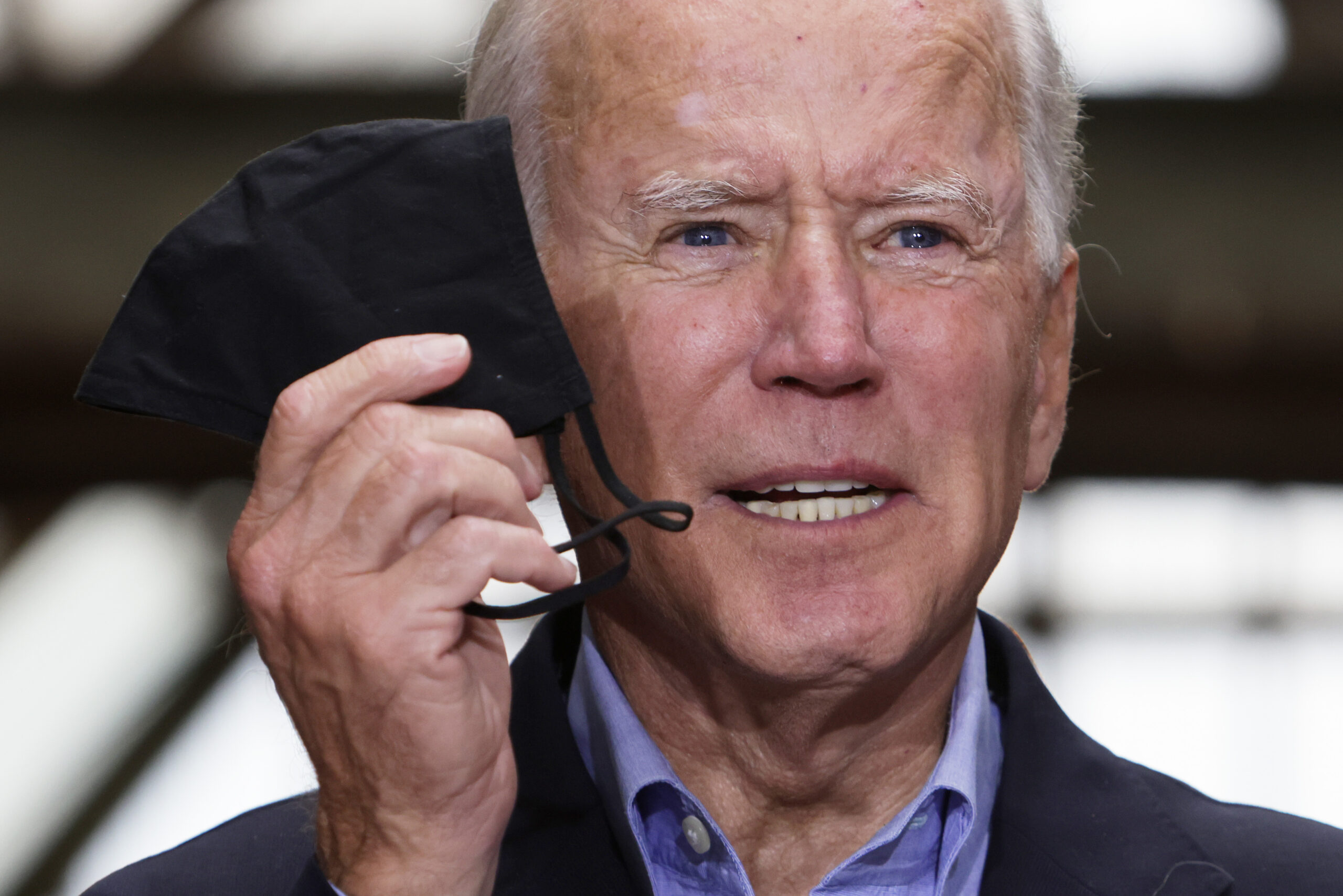 Joe Biden Suggests Police Aim For the Legs. But What Would That Change?