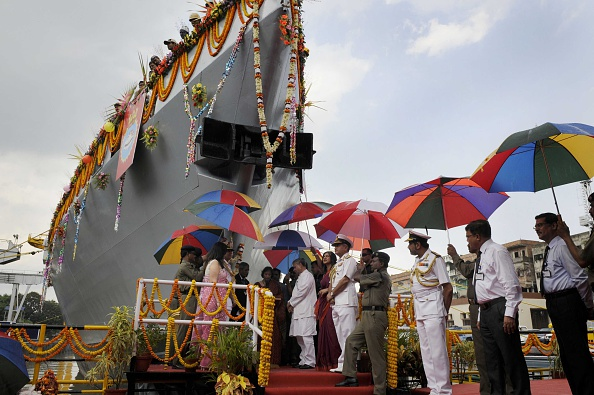 India Commissions Its Fourth Anti-Submarine Stealth Warship