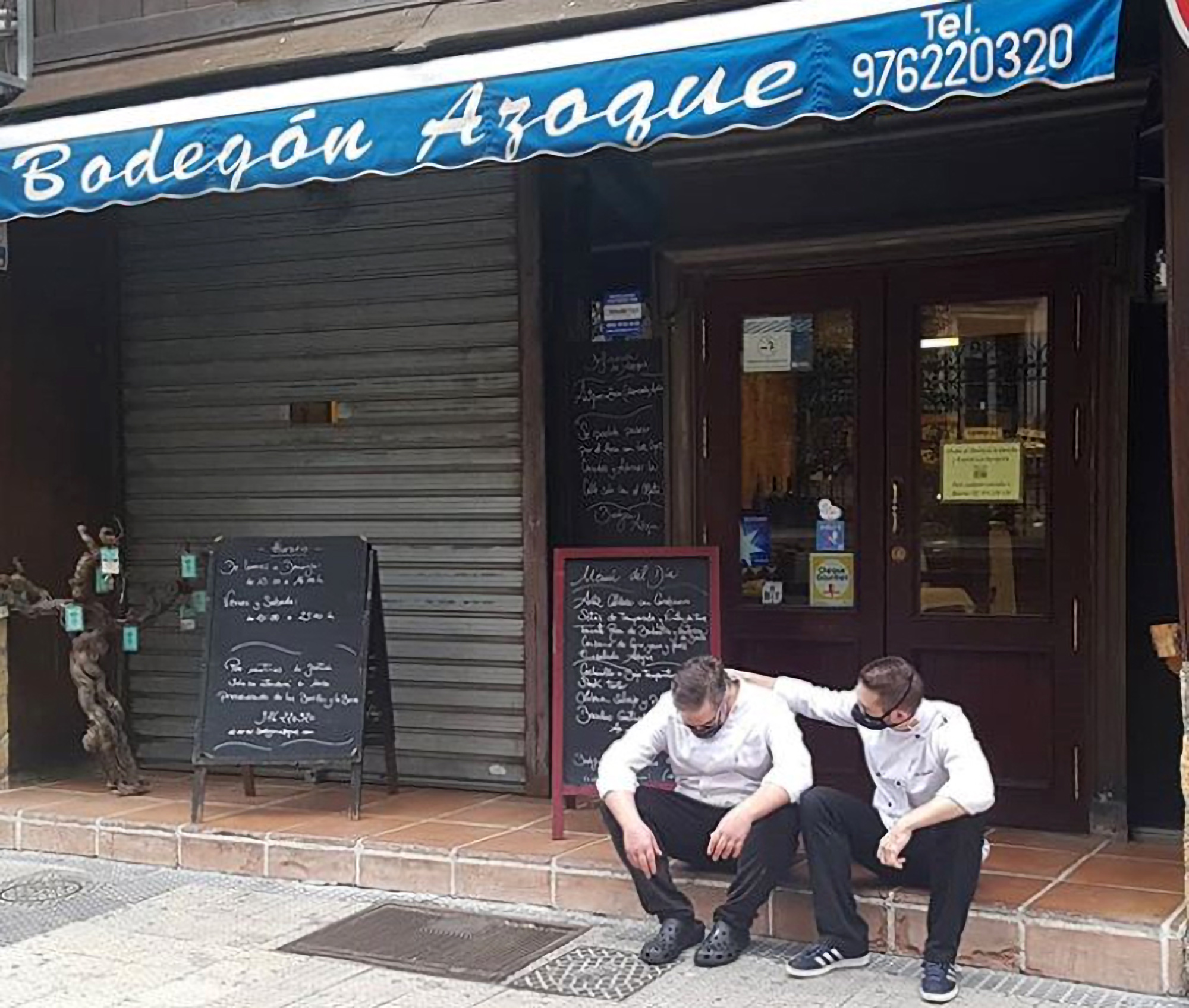 Spanish Restaurateurs Grieve Over Second Forced Closure