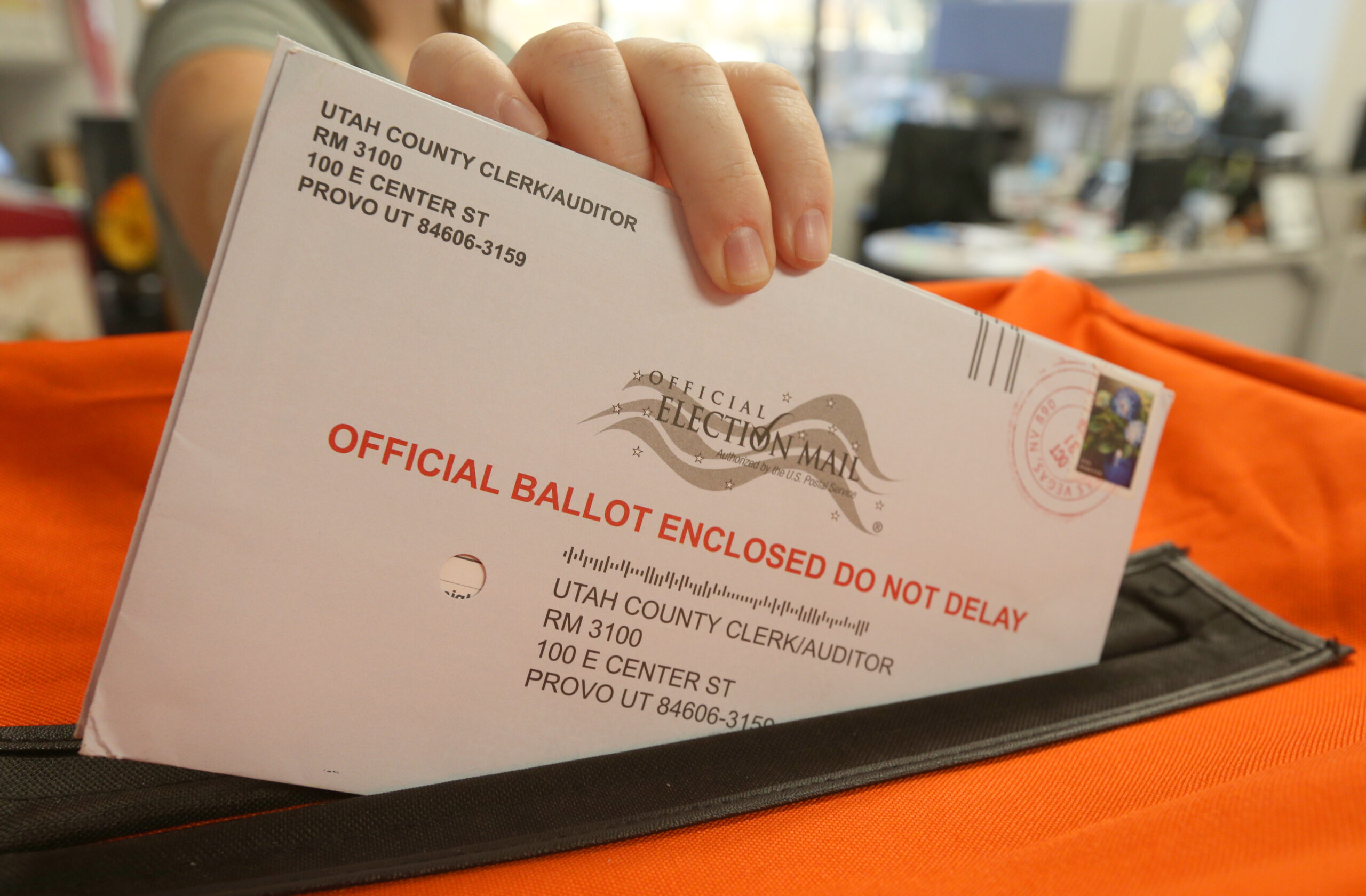 Across Country, Court Battles Determine Which Ballots Count