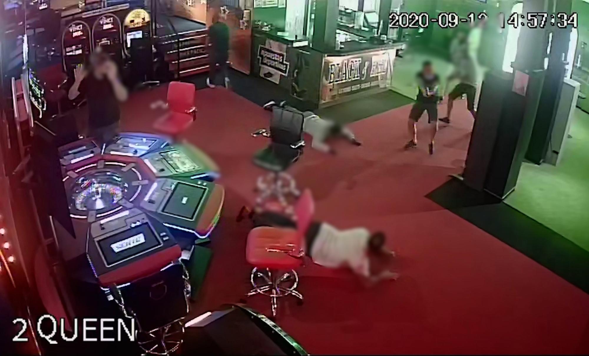 Spanish Police Nab Casino-Robbing Gang Mid-Heist