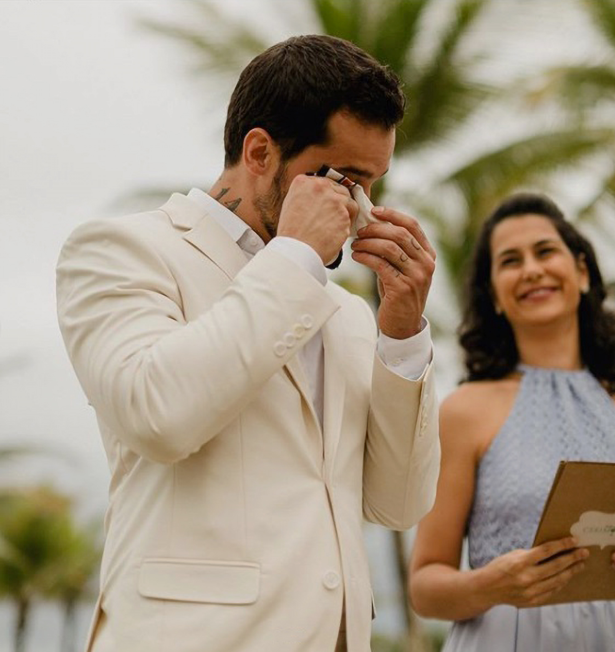 Man Marries Himself In 'Sologamist' Ceremony After Fiancee Calls Off Wedding