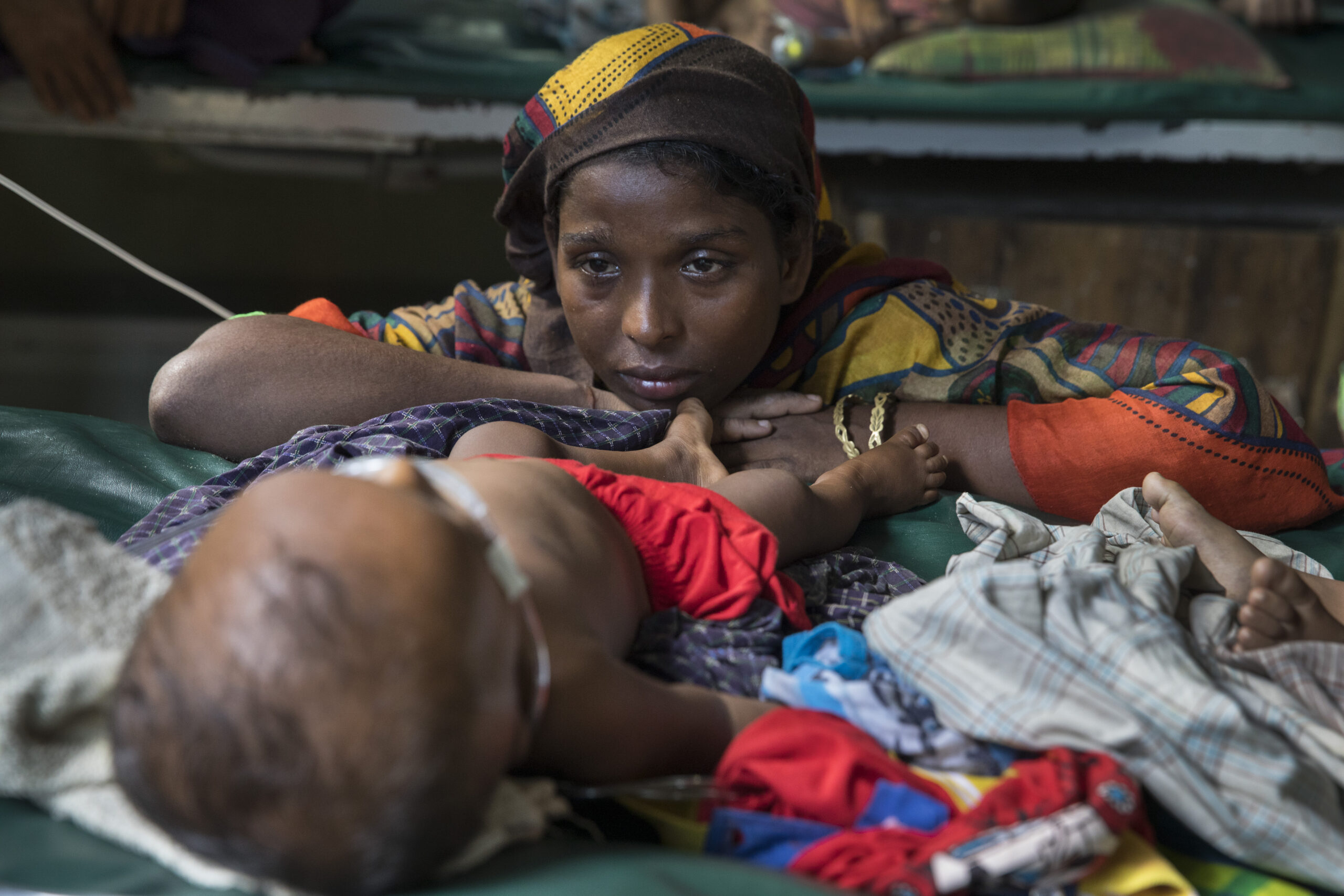 Pneumonia Claims Lives of Dozens of Children in Bangladesh Every Day