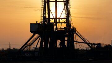 Oil producing company