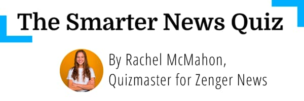 Smarter News Quiz by Rachel McMahon