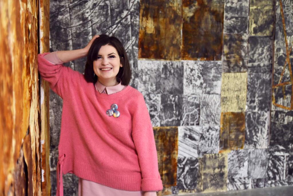 Rot-ticelli: Award-Winning Slovakian Artist Paints With Rust