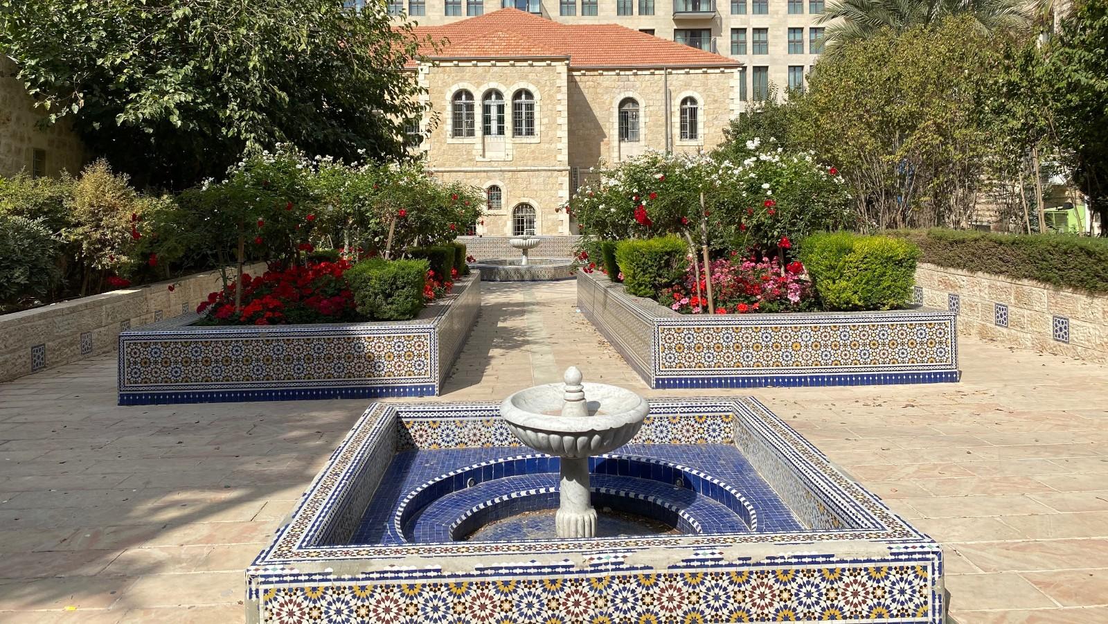 The Five 'Secret' Gardens of Jerusalem