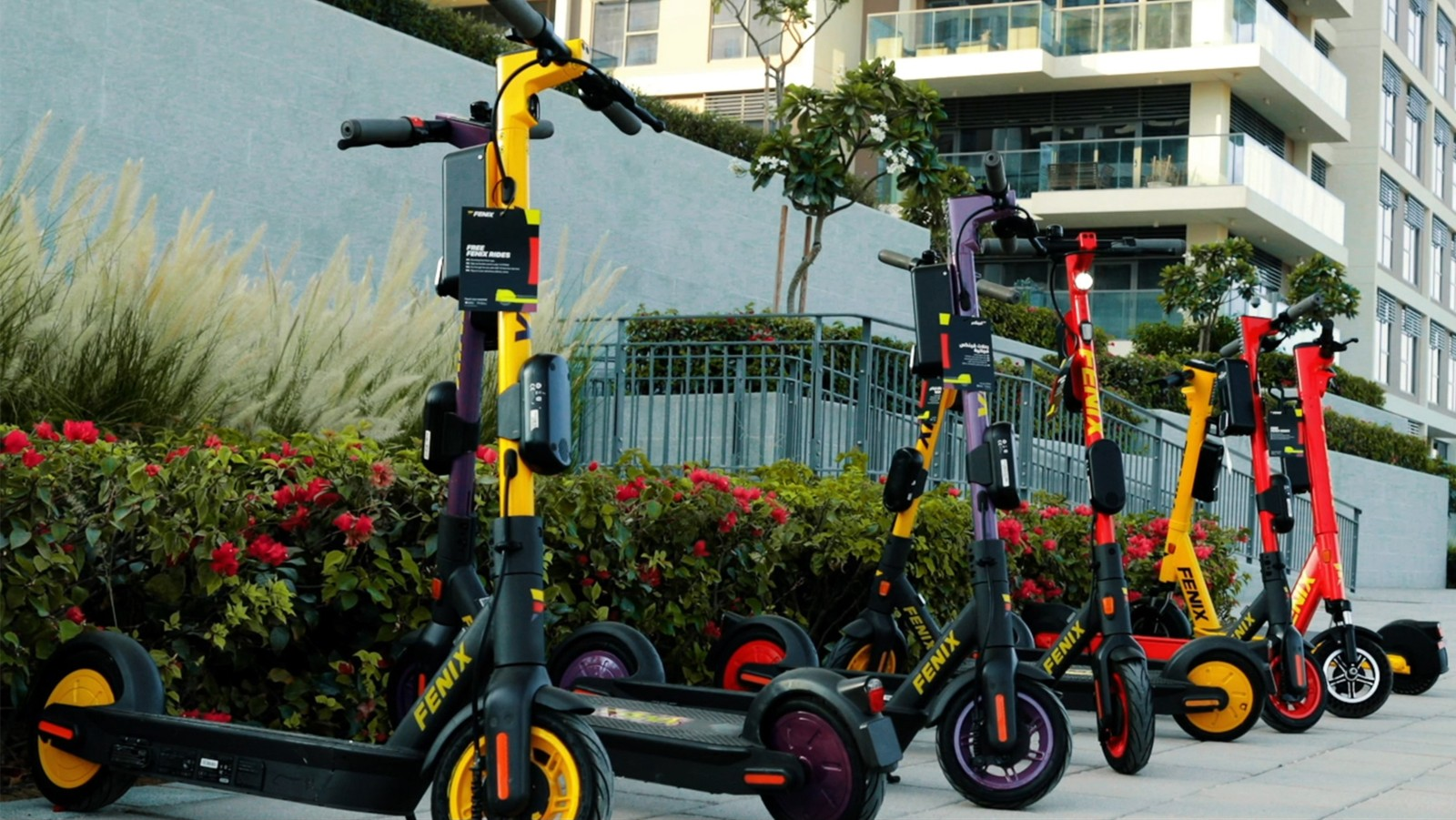 Israeli VC invests in UAE-based micro-mobility startup