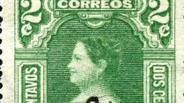 Leona Vicario stamp
