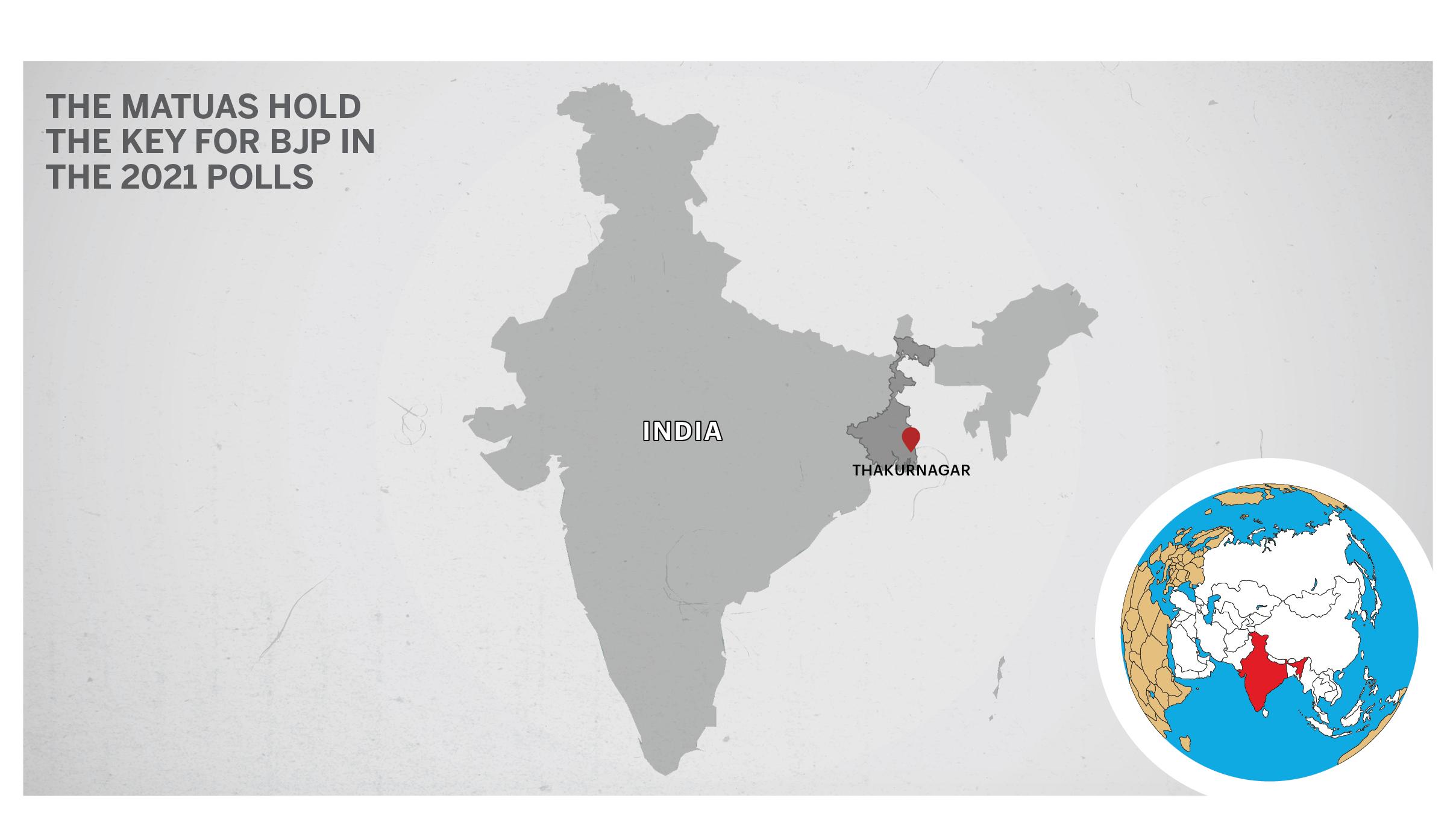 Thakurnagar Matua Community