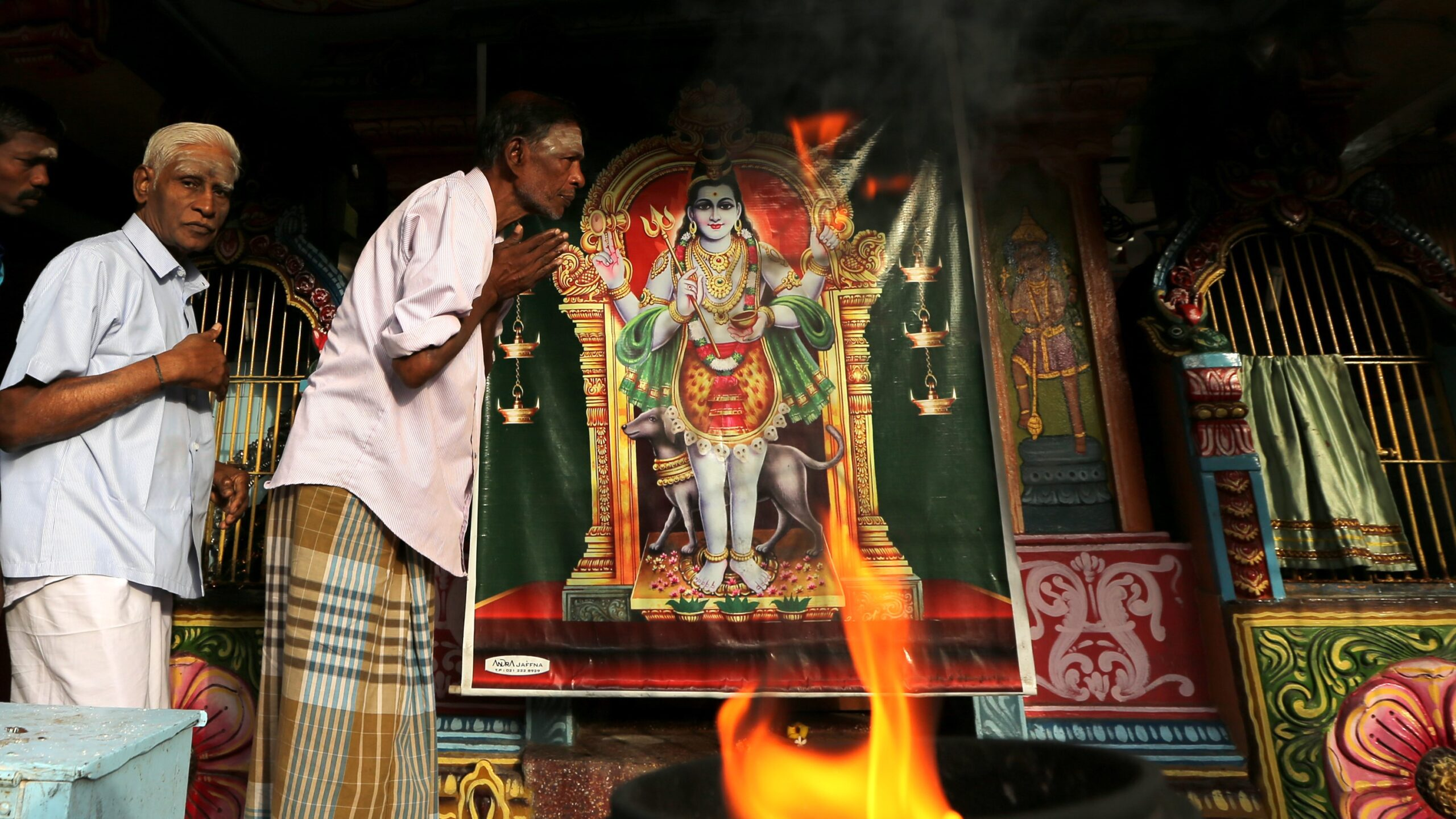 Sri Lanka Cracks Down on Hindu Festival Celebrations