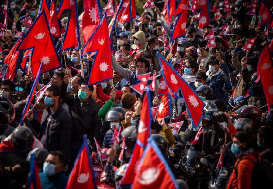 Road Stories: Nepal – People Hit Streets Demanding Reinstatement of Monarchy