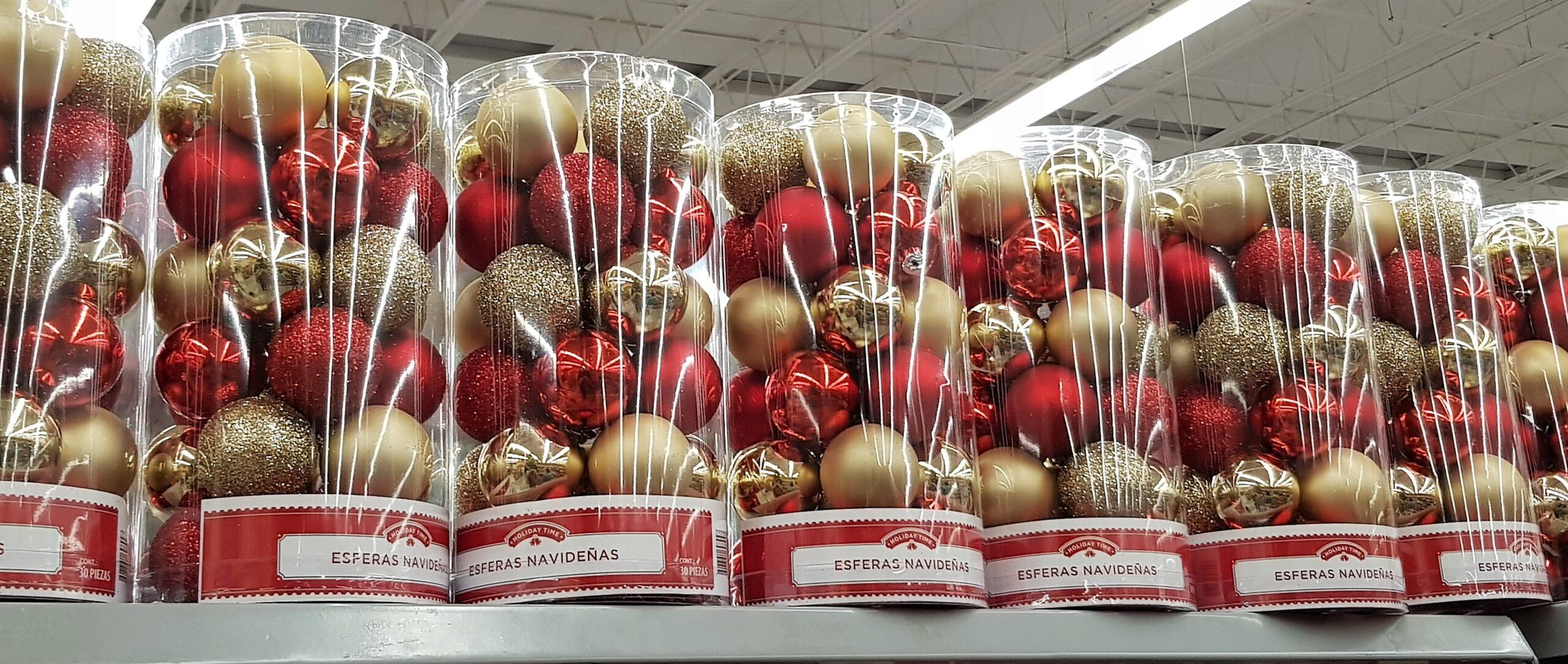 ¿Qué significan las esferas del árbol de Navidad?
