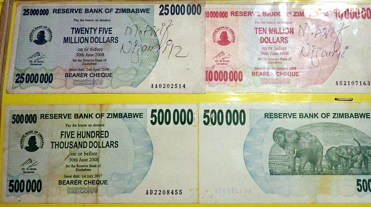 Cryptocurrency tries to fill in during Zimbabwe's cash shortages