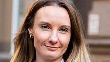 The lawyer Lina K. Smorr.( Andersen & Bache-Wiig/Real Press)