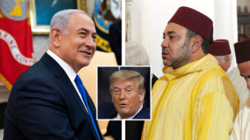 Morocco Israel preview with Trump